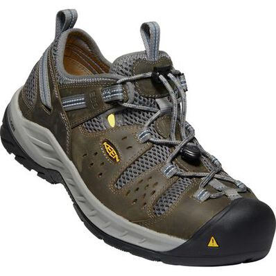 KEEN Utility® Atlanta Cool II Men's Steel Toe Static-Dissipative Work Oxford, , large