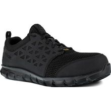 Reebok Sublite Cushion Work Men's CSA Composite Toe Static-Dissipative Puncture-Resistant Athletic Work Shoe