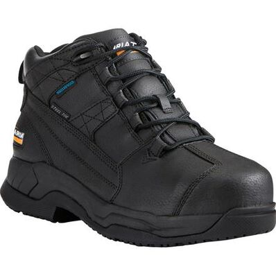 Ariat Contender H2O Men's 5 inch Electrical Hazard Waterproof Work Hiker, , large