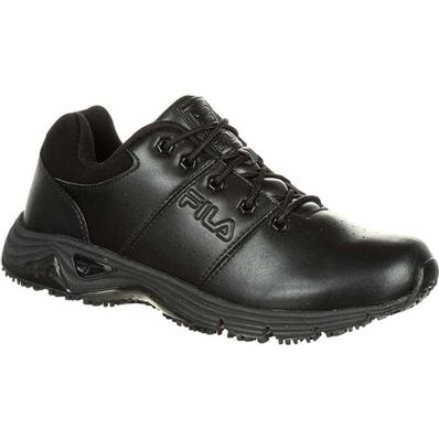 Fila Memory Breach Steel Toe Slip-Resistant Work Athletic Shoe, , large