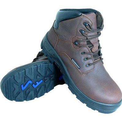 S Fellas by Genuine Grip Poseidon Women's Composite Toe Waterproof Work Hiker, , large