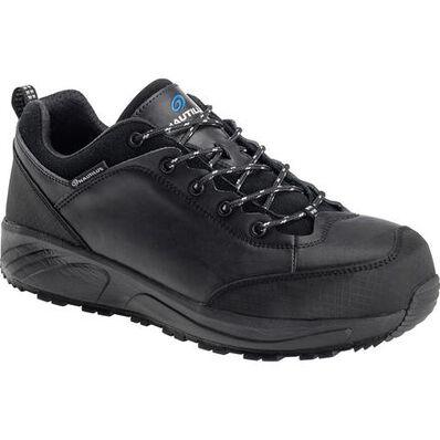 Nautilus Surge Men's Composite Toe Electrical Hazard Leather Work Shoe, , large