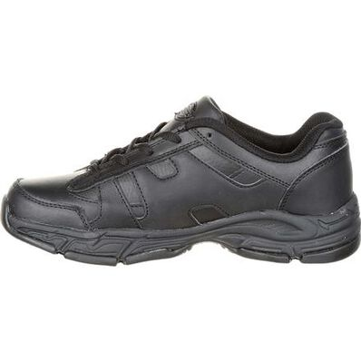 Dickies Women's Slip-Resistant Work Athletic Shoe, , large