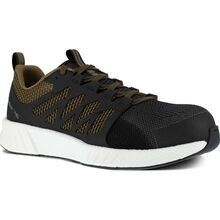 Reebok Fusion Flexweave™ Work Men's Composite Toe Static-Dissipative Athletic Work Shoe