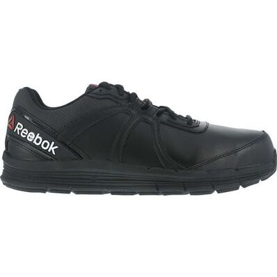Reebok Guide Work Steel Toe Static-Dissipative Work Cross Trainer Shoe, , large