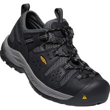 KEEN Utility® Atlanta Cool II Men's Steel Toe Electrical Hazard Work Athletic Shoe