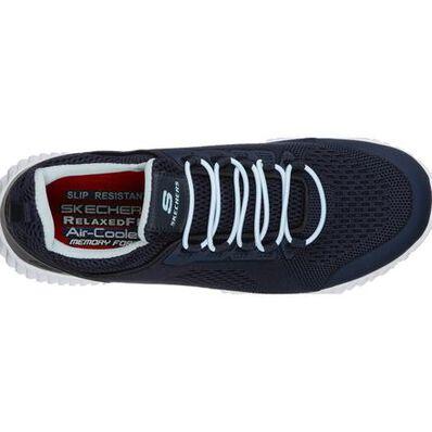 SKECHERS Work Cessnock-Carrboro Women's Slip-Resisting Electrical Hazard Slip-On Athletic Work Shoe, , large