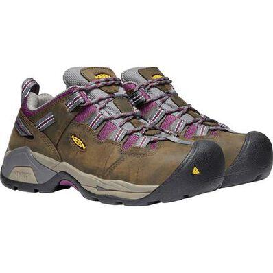 KEEN UTILITY® Detroit XT Women's Steel Toe Electrical Hazard Low Work Shoe, , large