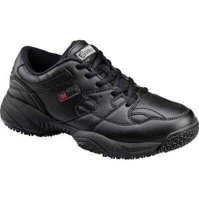SkidBuster Slip-Resistant Work Athletic Shoe, , large