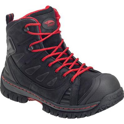 Avenger Steel Toe Waterproof Work Hiker, , large