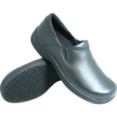 Genuine Grip Women's Chef Slip-On Shoe, , large