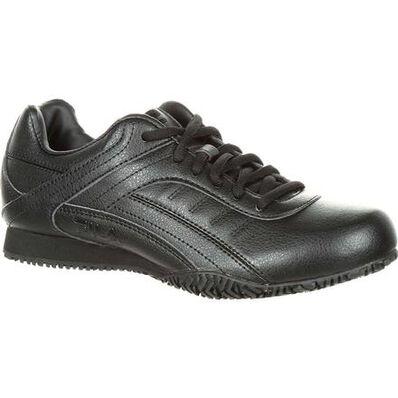 Fila Wide Memory Elleray Women's Slip-Resistant Work Athletic Shoe, , large