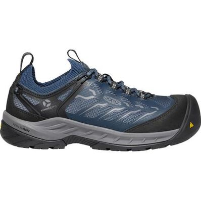 KEEN Utility® Flint II Sport Women's Carbon Fiber Toe Electrical Hazard Non-metallic Athletic Work Shoe, , large