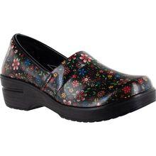 Easy WORKS by Easy Street Laurie Women's Slip-Resistant Slip-on Work Shoe