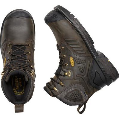 KEEN Utility® Philadelphia Men's CSA Carbon-Fiber Toe Internal Met Guard Waterproof Work Boot, , large