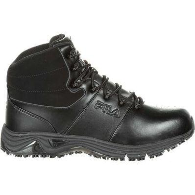 Fila Memory Breach Slip-Resistant Work Athletic Shoe, , large