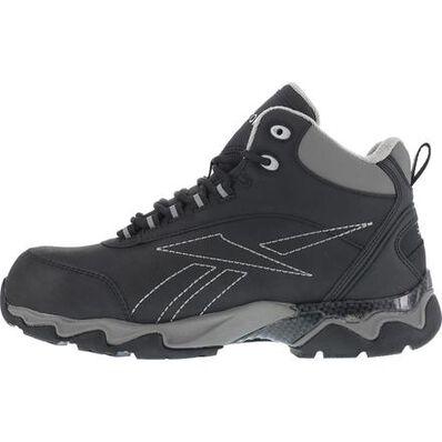 Reebok Beamer Men's Composite Toe Internal Metatarsal Guard Waterproof Black Work Hiker, , large
