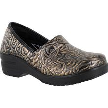 Easy WORKS by Easy Street Laurie Women's Slip-Resistant Slip-on Work Shoe