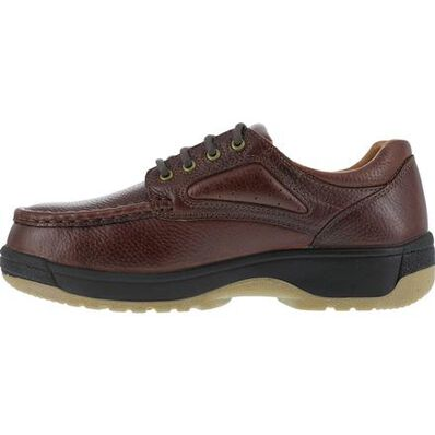 Florsheim Work Compadre Women's Composite Toe Met Guard Oxford, , large