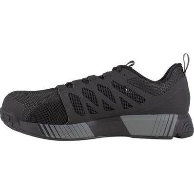 Reebok Fusion Flexweave Work Women's Composite Toe Electrical Hazard Athletic Shoe, , large