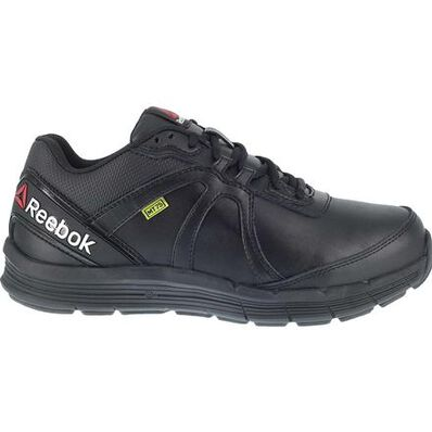 Reebok Guide Work Steel Toe Internal Met Guard Work Cross Trainer Shoe, , large