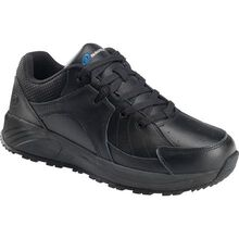 Nautilus SkidBuster Men's Electrical Hazard Slip-Resistant Non-metallic Athletic Work Shoe