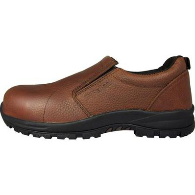 S Fellas by Genuine Grip Bearcat Men's Composite Toe Electrical Hazard Slip-On Work Shoe, , large