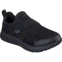 SKECHERS Work Elloree Women's Slip Resisting Athletic Slip-On Work Shoe