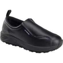Nautilus SkidBuster Women's Electrical Hazard Slip-Resistant Non-metallic Slip-On Work Shoe
