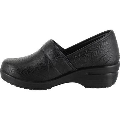 Easy WORKS by Easy Street Lyndee Women's Slip-Resistant Slip-On Work Shoe, , large