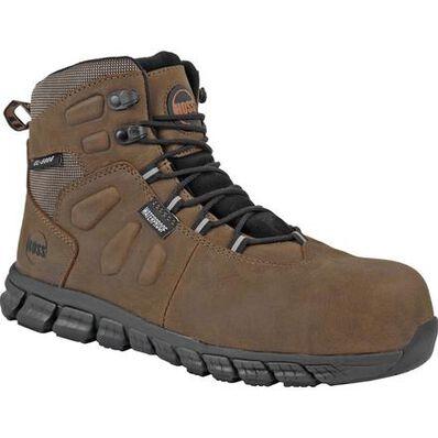 HOSS Tikaboo UL Men's Composite Toe Electrical Hazard Waterproof Work Boot, , large