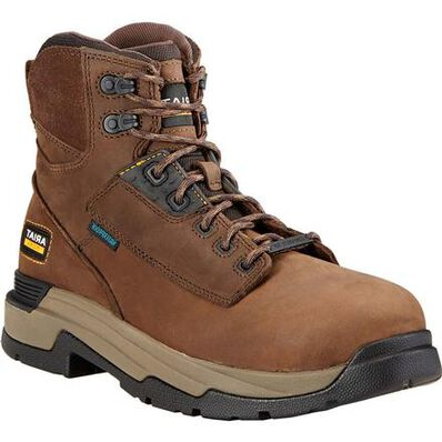 Ariat Mastergrip H2O Composite Toe Waterproof Work Boot, , large