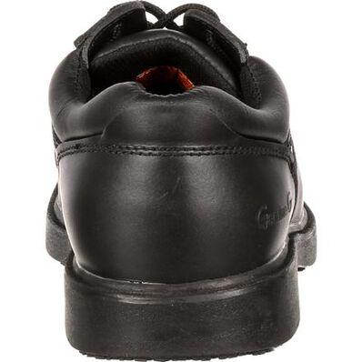 Genuine Grip Steel Toe Slip-Resistant Oxford, , large