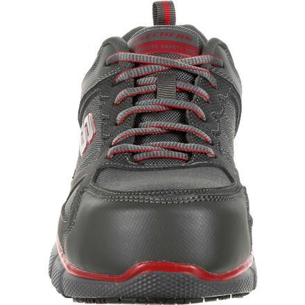 skechers composite toe tennis shoes