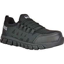 HOSS Sparks Men's Composite Toe Static-Dissipative Athletic Work Shoe