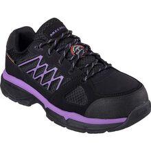 SKECHERS Work Relaxed Fit Conroe Kriel ESD Women's Alloy Toe Static-Dissipative Work Athletic Shoe
