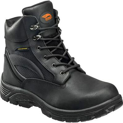 Avenger Framer Men's Steel Toe Electrical Hazard Waterproof Work Boot, , large