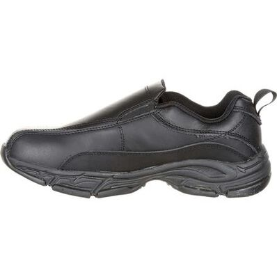 Dickies Women's Slip-Resistant Slip-On Work Shoe, , large