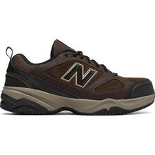 New Balance 627v2 Men's Steel Toe Static Dissipative Athletic Work Shoes