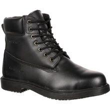 Genuine Grip Steel Toe Waterproof Work Boot