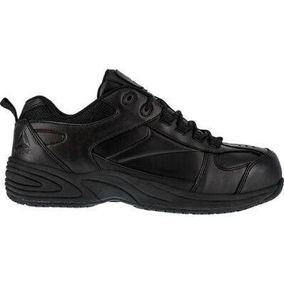 Reebok Jorie Composite Toe Slip-Resistant Athletic Work Shoe, , large