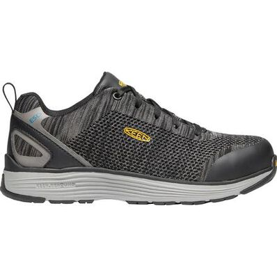 KEEN Utility® Sparta Men's Aluminum Toe Static Dissipative Athletic Work Shoe, , large