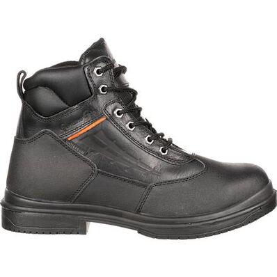 Genuine Grip Unisex Steel Toe Waterproof Work Boot, , large