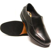 Genuine Grip Slip-Resistant Slip-On Dress Shoe