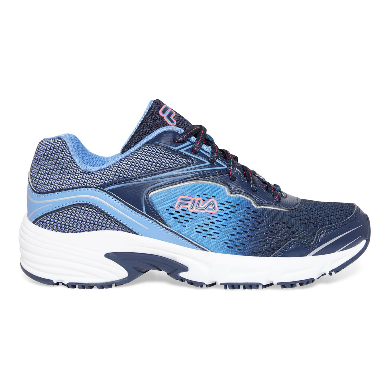 c4123a9002 Fila Memory Runtronic Women's Slip-Resistant Work Athletic Shoe