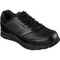 SKECHERS Work Nampa Men's Slip Resistant Electrical Hazard Athletic Work Shoe, , medium