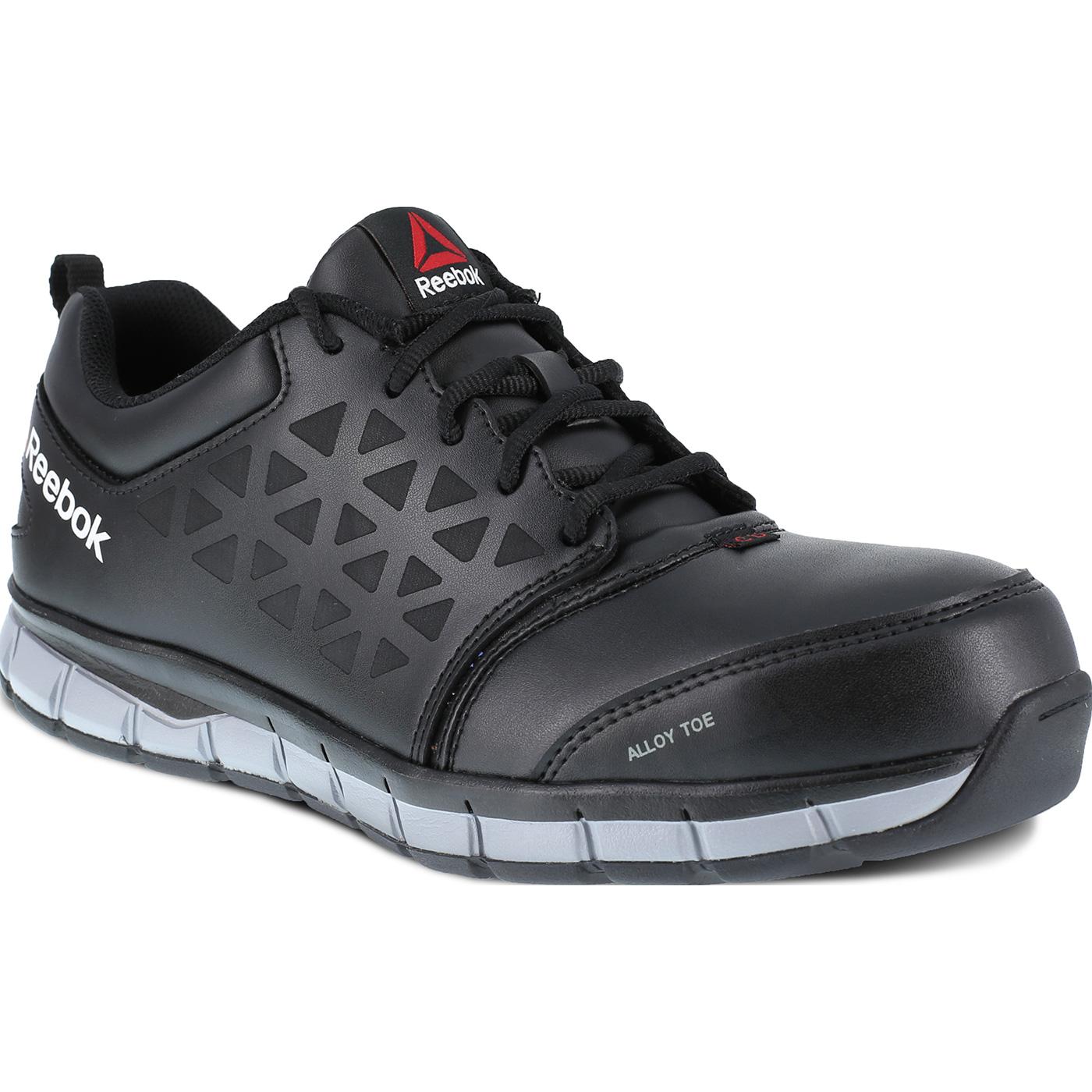 Reebok Sublite Cushion Work Men s Alloy Toe Conductive Athletic ShoeReebok Sublite  Cushion Work Men s Alloy Toe Conductive Athletic Shoe 5da25f31d