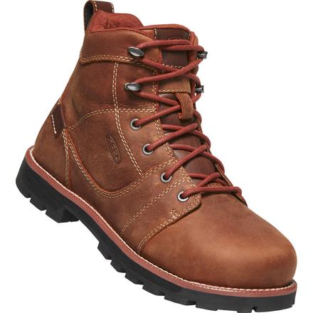 KEEN Utility® Seattle Women's Aluminum Toe Electrical Hazard Waterproof Work Boots