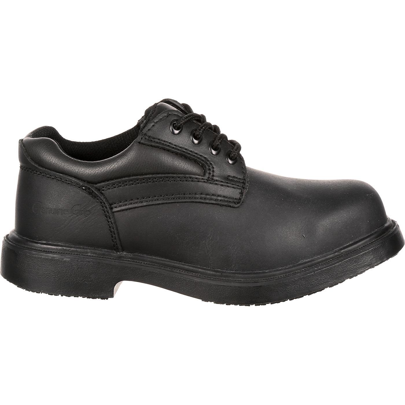 926feb11ef Genuine Grip Women s Slip-Resistant Steel Toe Oxford