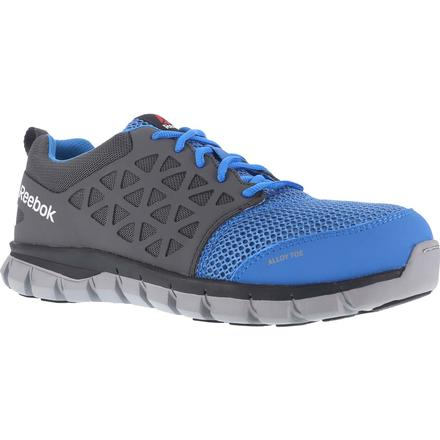 Reebok Sublite Cushion Work Alloy Toe Static-Dissipative Work Athletic Shoe